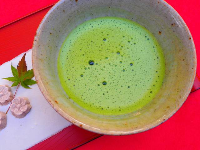 抹茶ソフトクリーム イメージ写真2